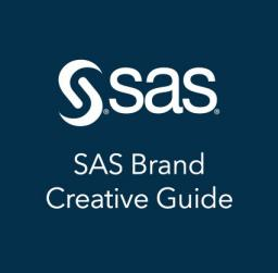 SAS Brand Creative Guide