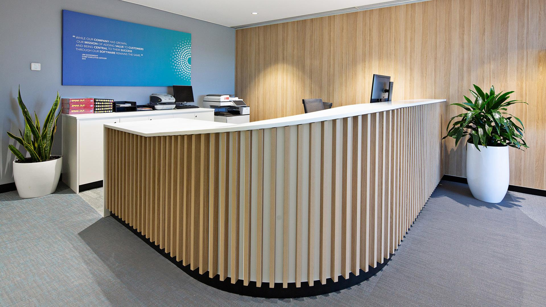 SAS Australia Office