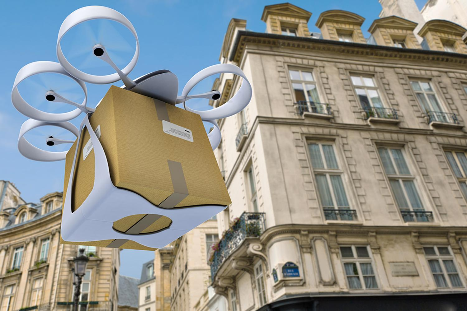 Experience 2030 Drone Delivery
