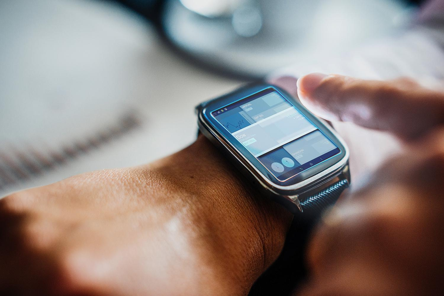 Experience 2030 Smartwatch
