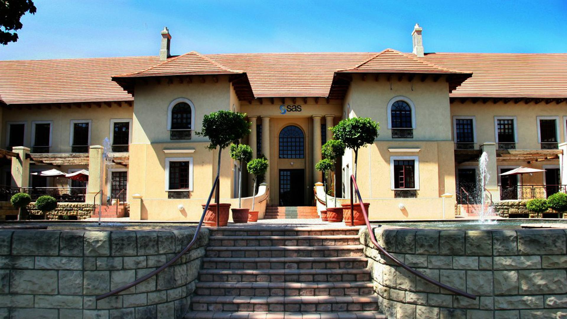 SAS Country Office Johannesburg, Africa
