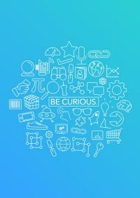 Be Curious Graphic