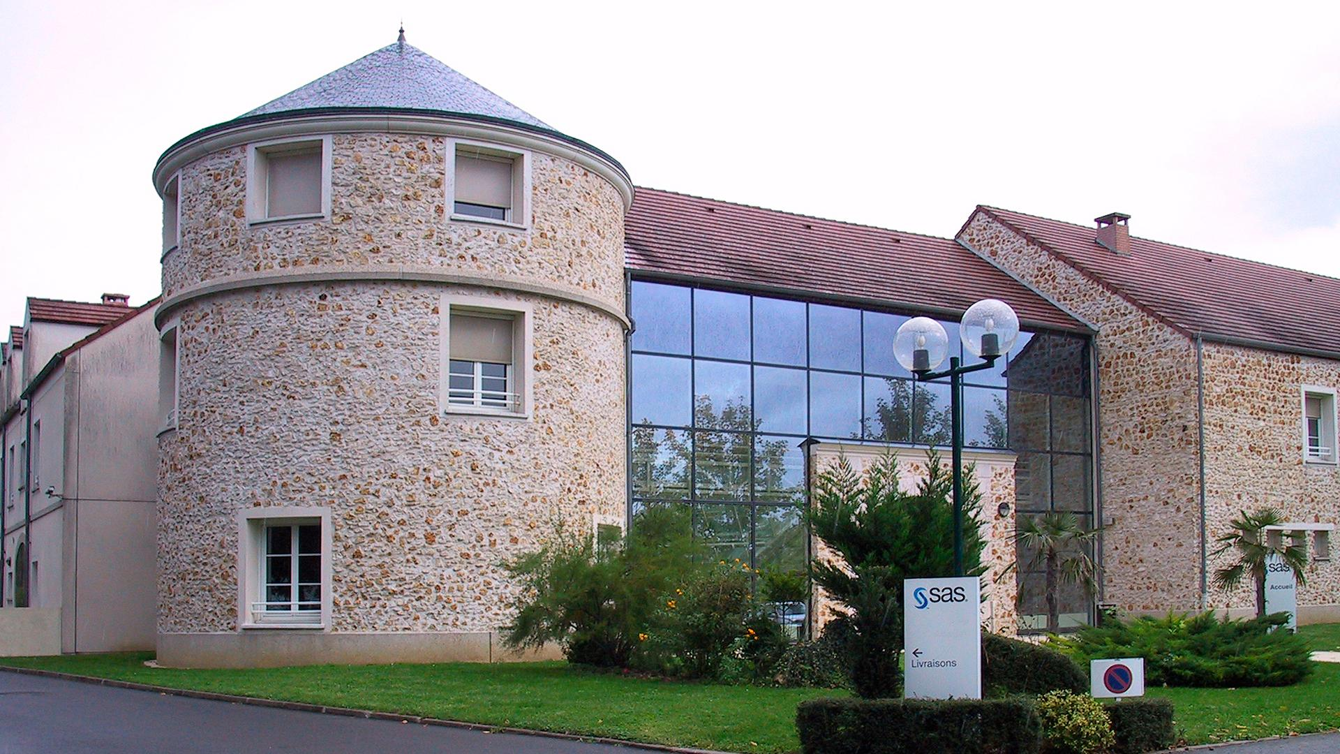 SAS Country Office France