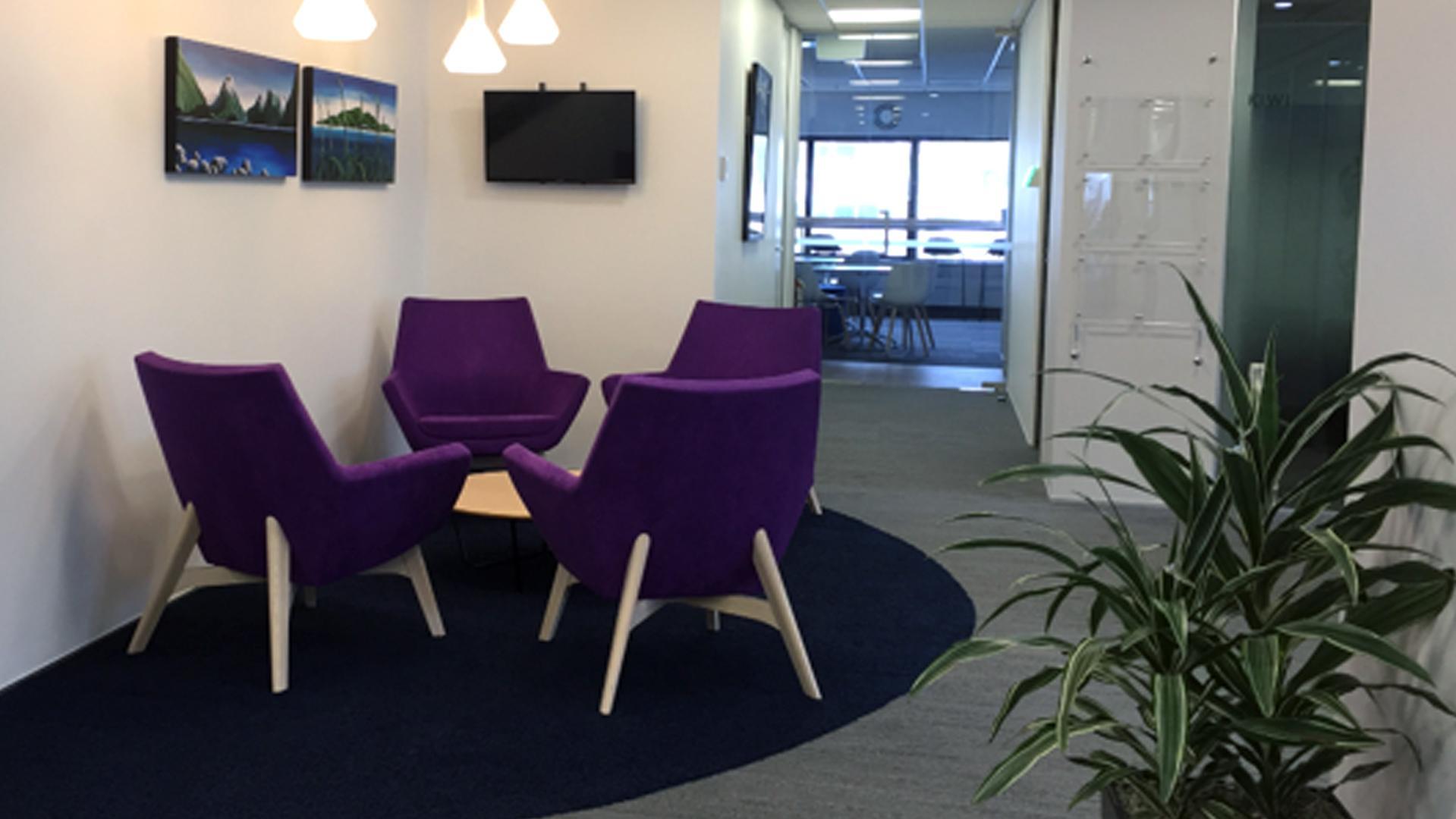 SAS Country Office Wellington, New Zealand