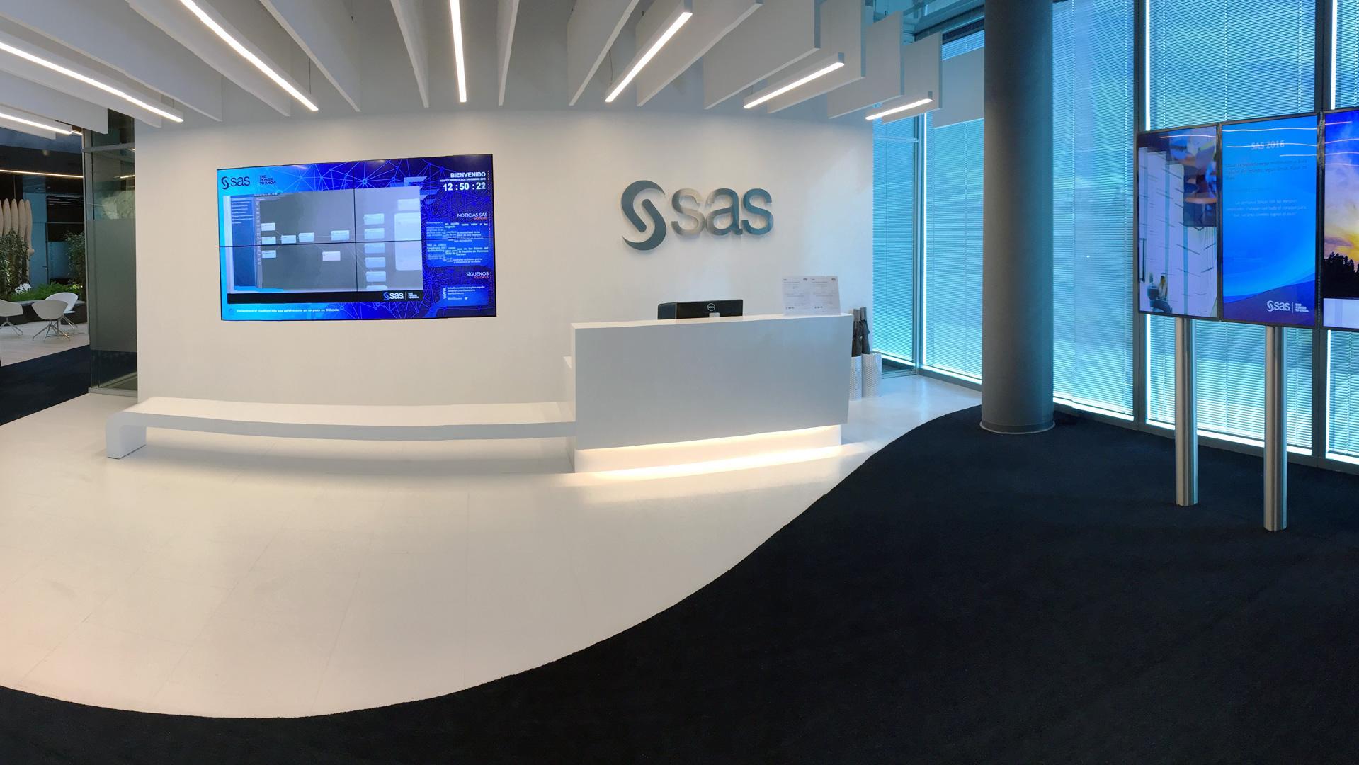 SAS Country Office Madrid, Spain
