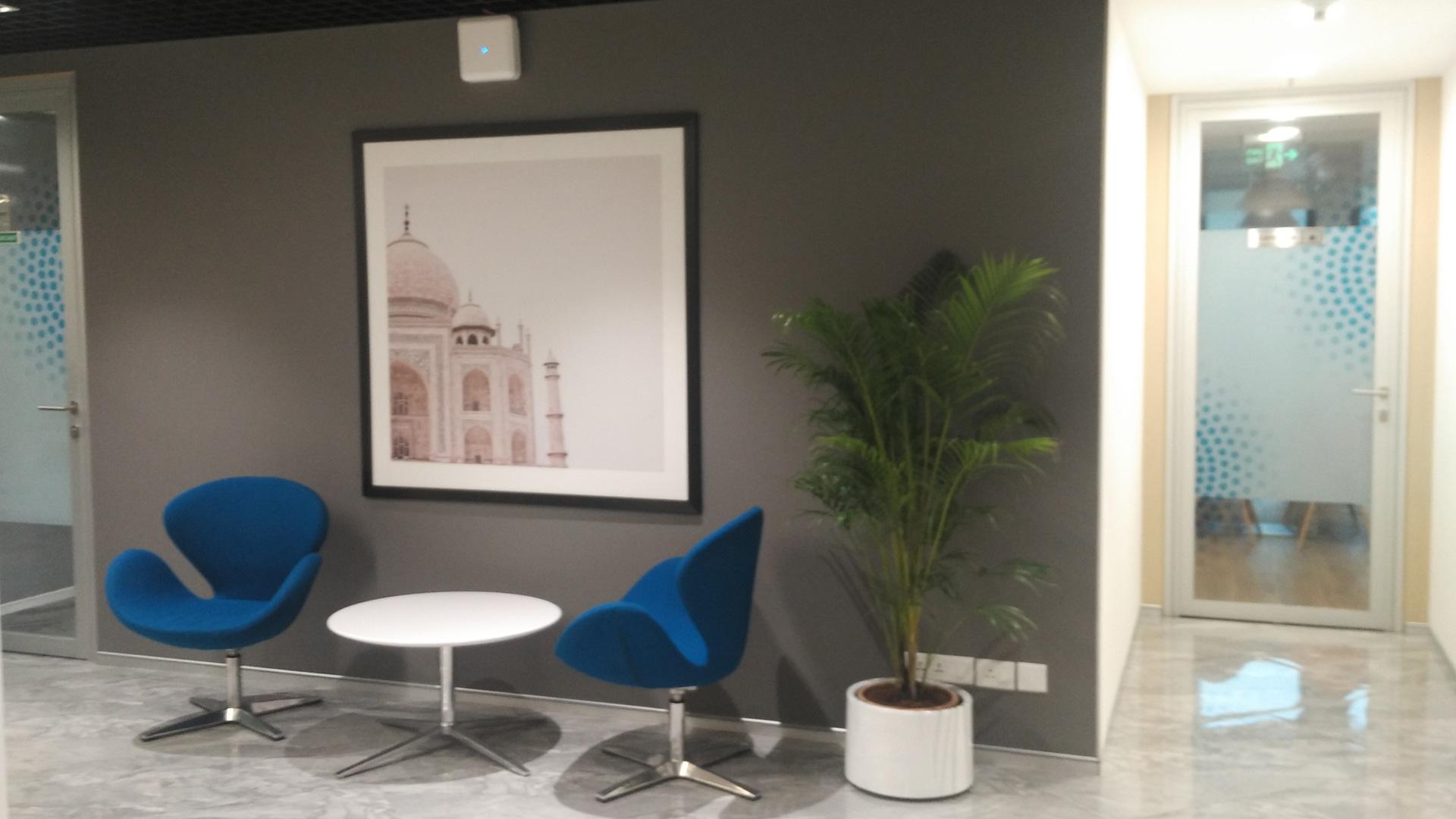 SAS Country Office New Delhi, India