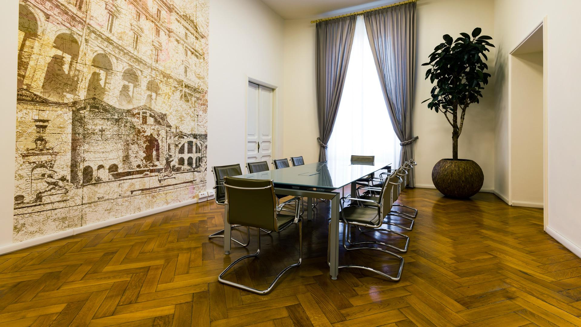 SAS Country Office Rome, Italy