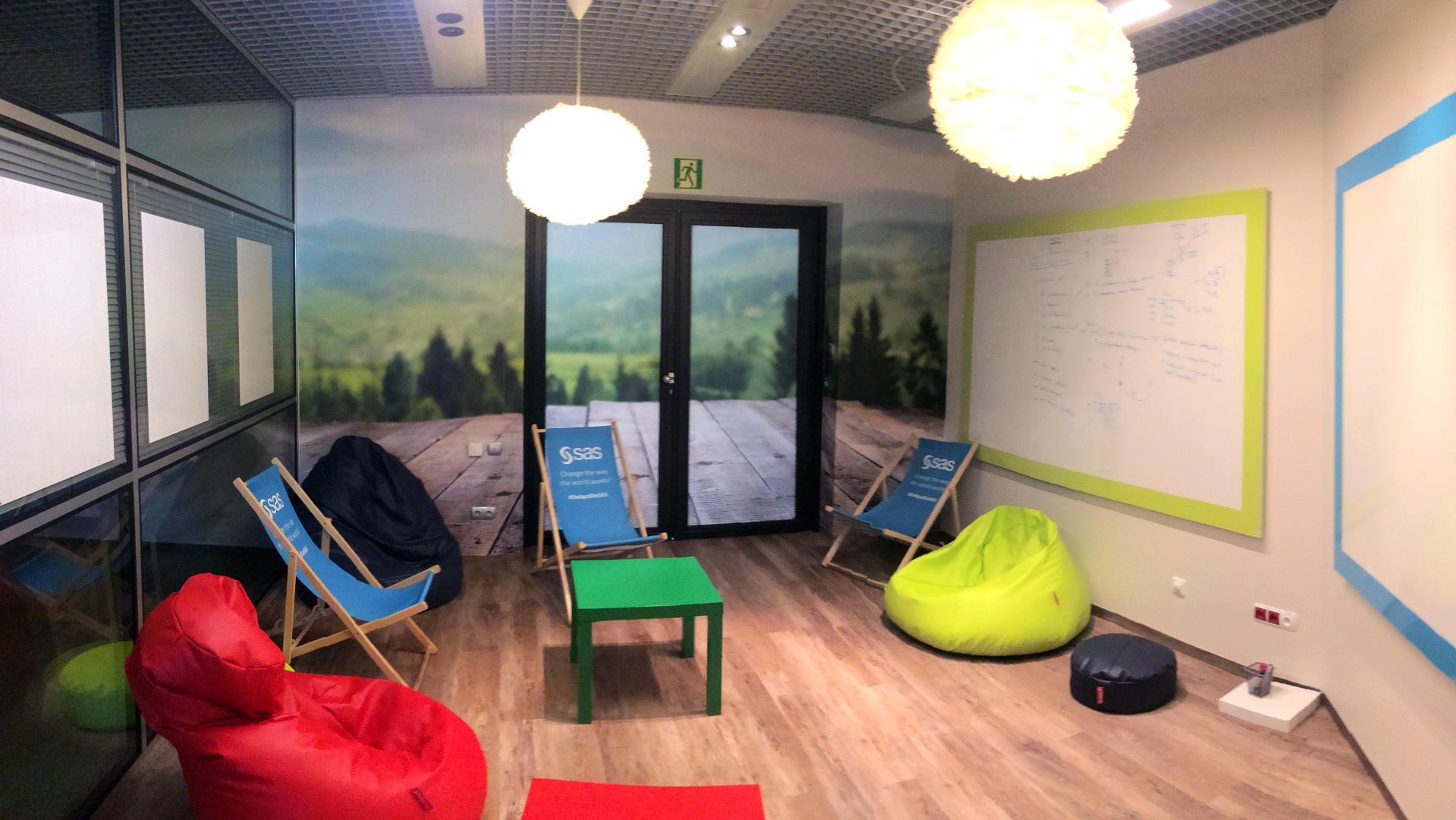 SAS Country Office Warszawa, Poland