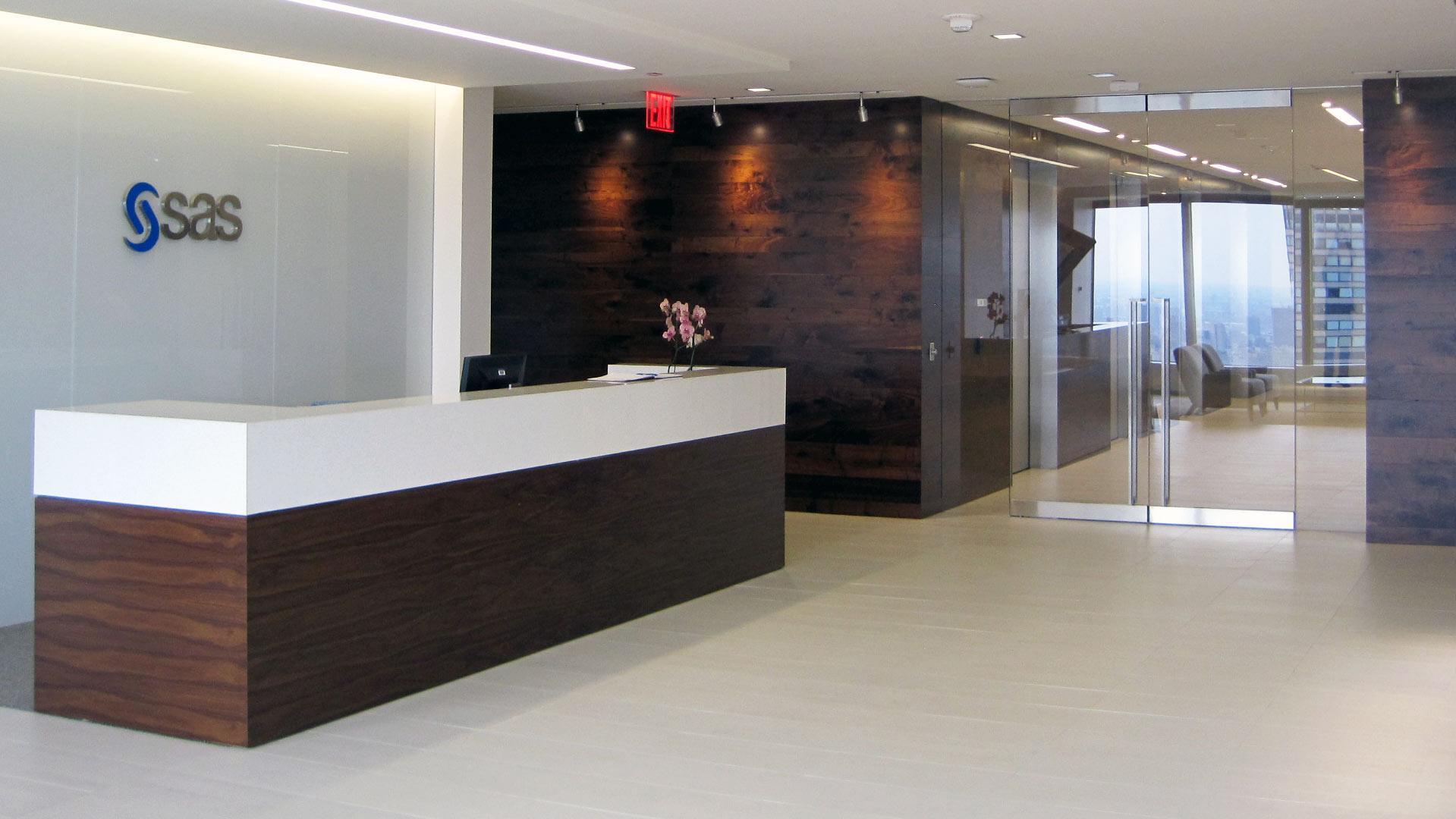 SAS Regional Office NYC