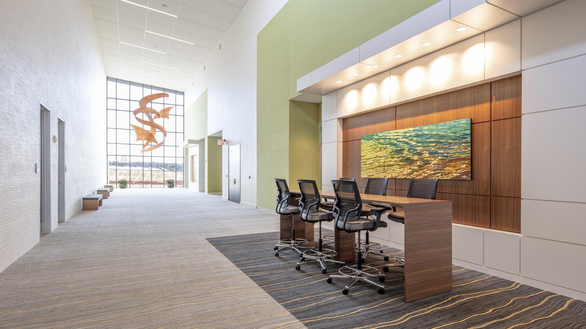 SAS Headquarters Cary, Building A