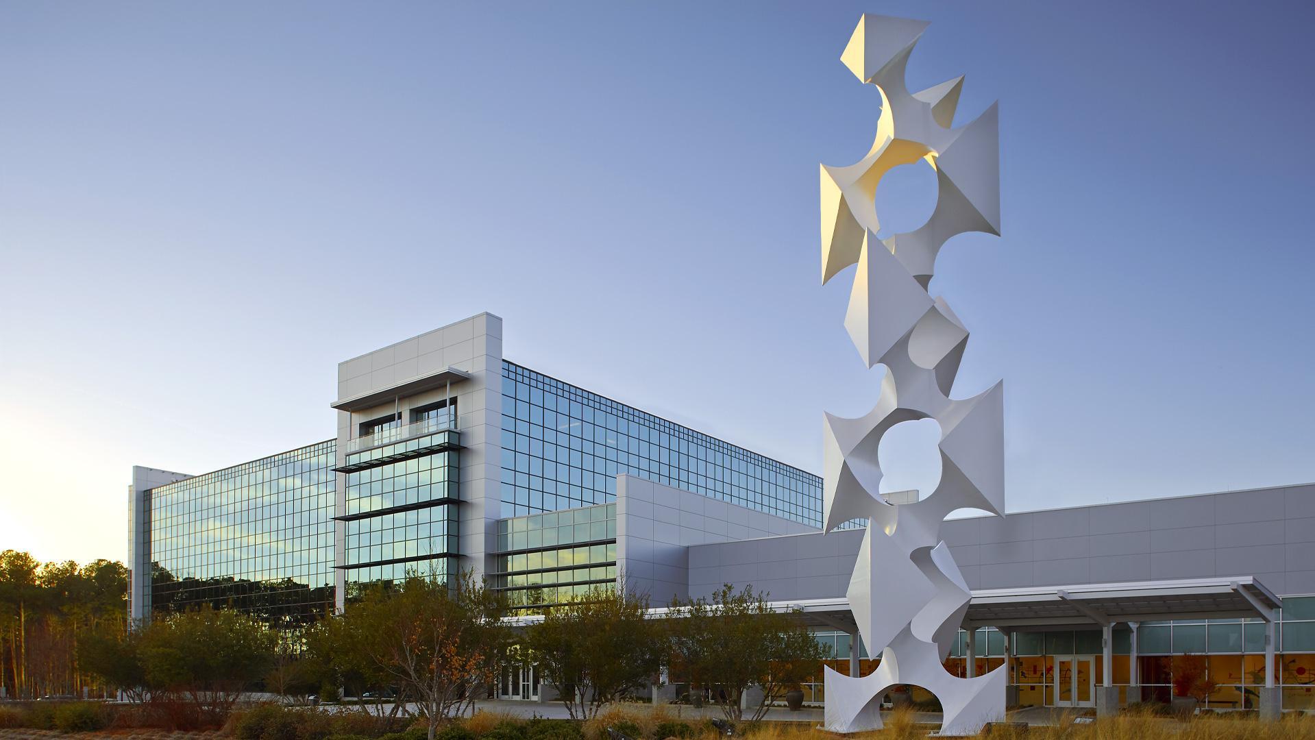 SAS Headquarters Cary, Building C