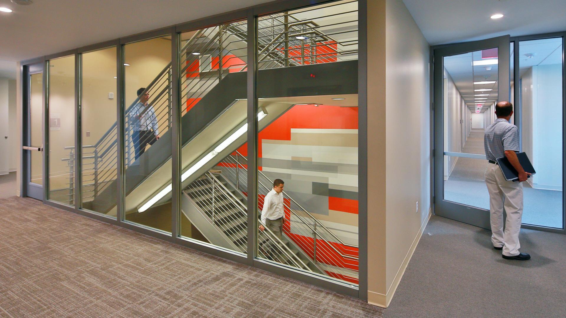 SAS Headquarters Cary, Building Q