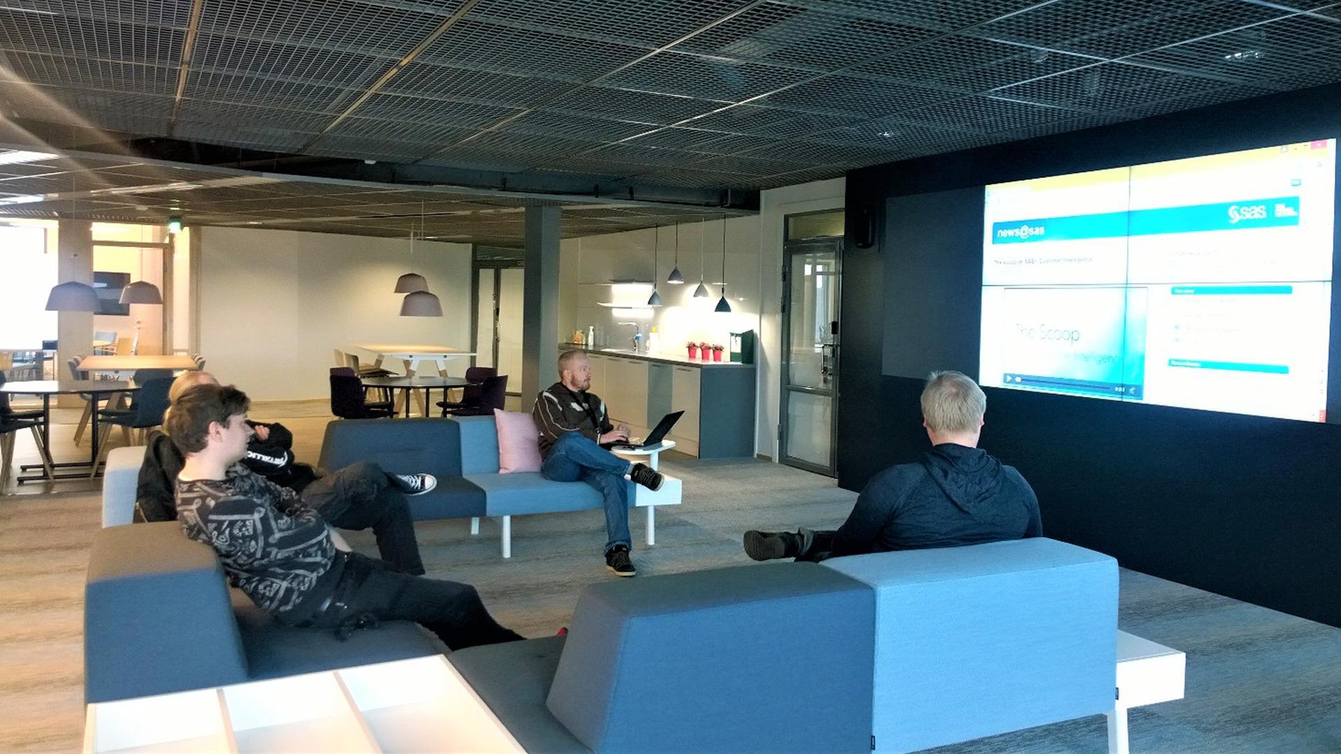 SAS Country Office Espoo, Finland