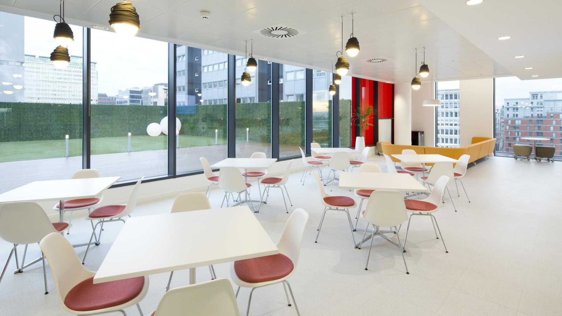 SAS Country Office Glasgow, Scotland, UK