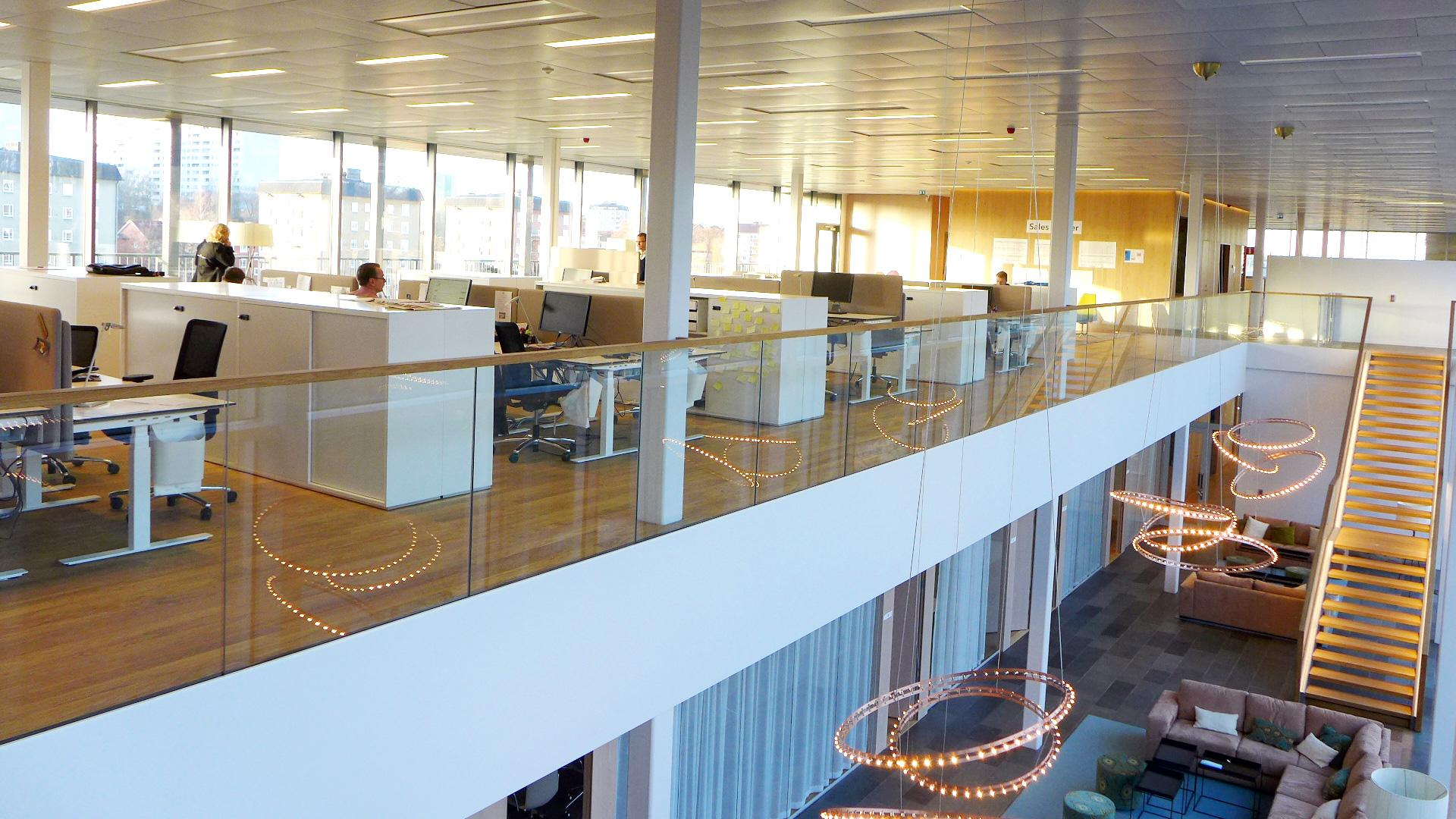 SAS Country Office Solna, Sweden