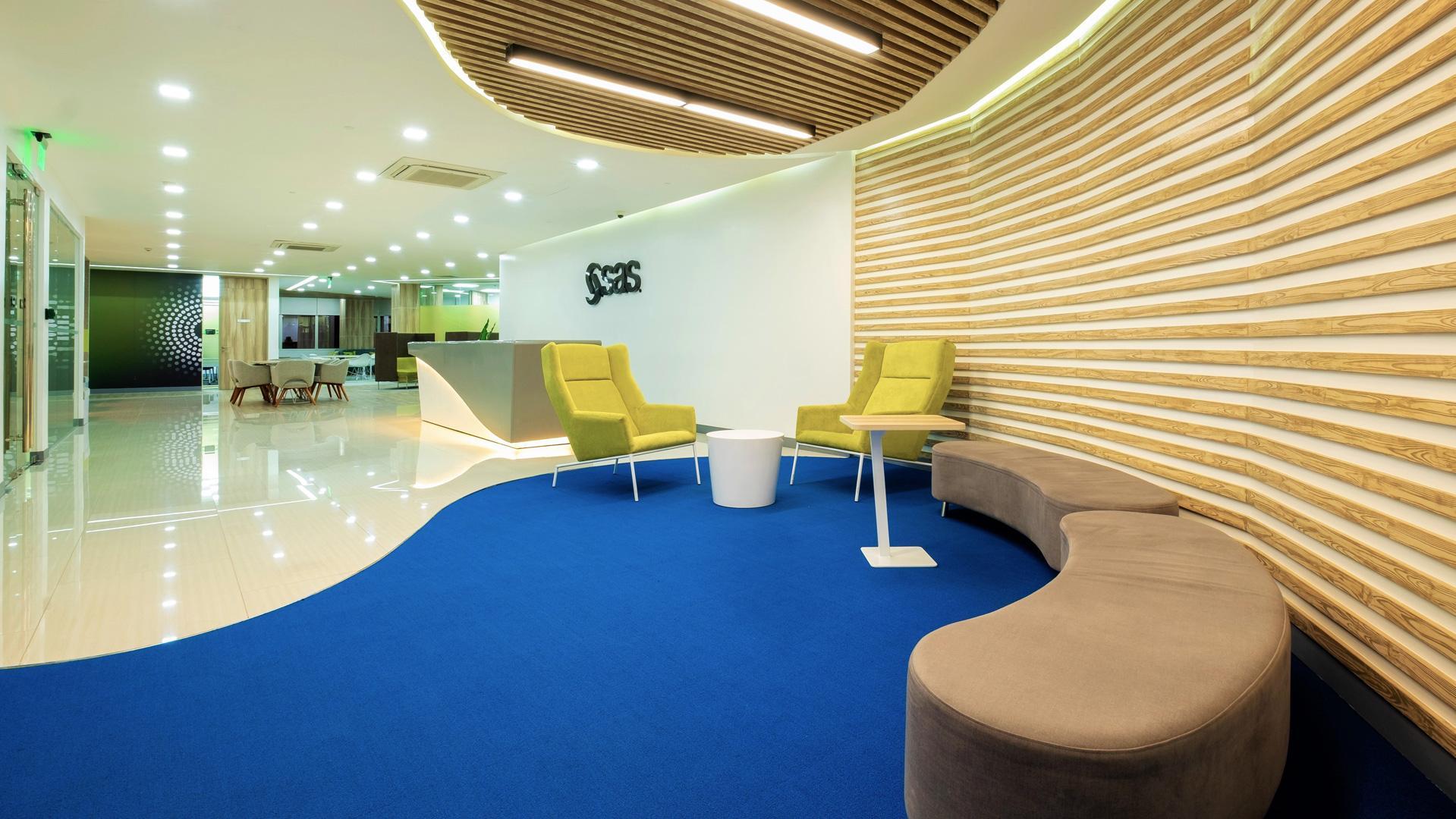 SAS Country Office Manila, Phillipines