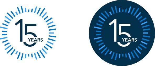 SAS Anniversary Logos 10 Years