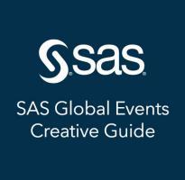 SAS Global Events Creative Guide